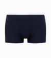 3 quần lót nam Trunk Cotton Compact co giãn màu xanh đen