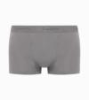 3 quần lót nam Trunk Cotton Compact co giãn màu xám